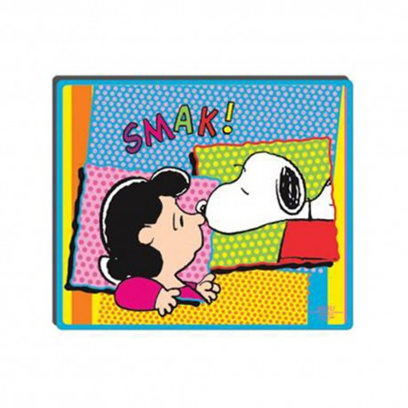 Snoopy mouse pad