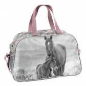 Horse Flower 40 CM Top-of-the-range sports bag