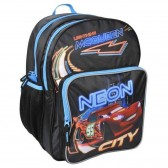 Sac à dos Cars Neon 38 CM - 2 Cpt