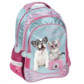 Cat Studio Mascotas 42 CM Mochila cartable de gama alta