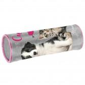 Kit redondo para perros y gatos de 21 CM de gama alta