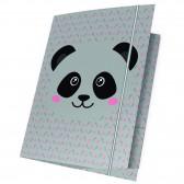 A4 Panda Calin 32 CM elastic shirt