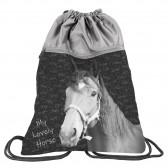 Pool-Tasche Pferd Love 45 cm