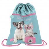 Animales y gatos bolsa de la piscina studio animales domésticos 45 CM