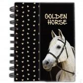 Cahier de notes Cheval Blanc 15 CM