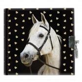 Cheval Blanc dagboek - klein model