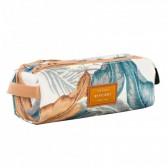 Trousse rectangulaire Rip Curl Varity Surf Shack Blanco 21 CM - 2 Cpt