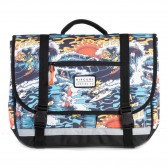 Schultasche Rip Curl Small Satchel Comic Surf 34 CM - mütterlicherseits