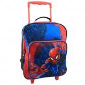 Sac à roulettes Spiderman