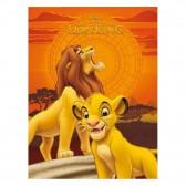 Polarplaid Der König der Löwen 140x100cm - Disney-Decke