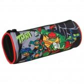 Runde Turtle Ninja TMNT 21 cm
