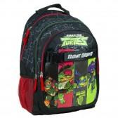 Ninja Mutant Turtle Backpack 46 CM - 2 Cpt