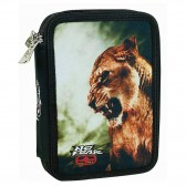 Trousse garnie No Fear Lion 20 CM
