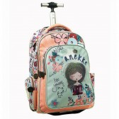 Anekke Back Me Up 45 CM Wheeled Backpack - High-end