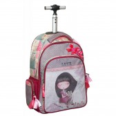 Anekke Back Me Up 45 CM Wheeled Backpack - High-end