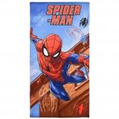 Toalla de sábana de baño Spiderman 140x70 cm