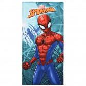 Serviette drap de bain Spiderman 140x70 cm Marvel