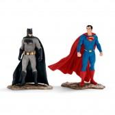 Figurine Batman vs Superman DC Comics