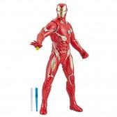 Iron Man Avengers Electronic Figure - Marvel