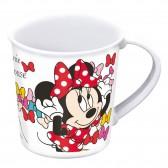 Tasse bébé Minnie Disney pour micro-ondes