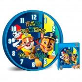 Horloge murale Pat Patrouille 25 CM