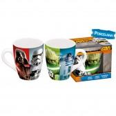 Star Wars Porzellan-Mug - Tasse