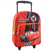 Sac à roulettes Cars Flash McQueen 39 CM