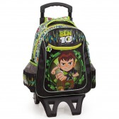 Ben 10 Trolley 39 CM wheeled backpack