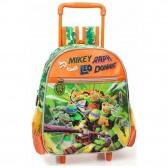 Ninja Mutant Turtle 30 CM Kindergarten Backpack