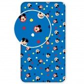 Cars Madness 1 person 90x200 cm cotton cover sheet