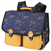 Blue and Yellow Constellation 38 CM Top-of-the-Range Bear Binder
