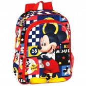 Sac à dos Mickey Superstar 37 CM maternelle