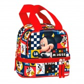 Sac goûter Mickey Superstar - sac déjeuner
