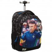 Sac à dos à roulettes Neymar 48 CM - Football Trolley