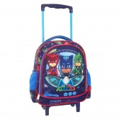 Pyjamasques 31 CM Trolley PJ Masks Maternal Wheeled Backpack