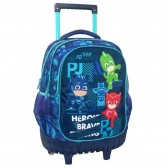Pyjamasques Hero 45 CM Trolley PJ Masks wheeled backpack