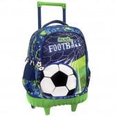Sac à dos à roulettes Must Football 45 CM Trolley Haut de Gamme
