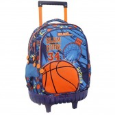 Must Basketball 45 CM Trolley Basketball Roller Backpack