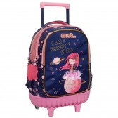 Must Rainbow 45 CM Trolley Top Of Range Backpack