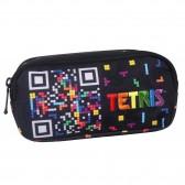 Trousse rectangulaire Tetris 21 CM - 2 Cpt