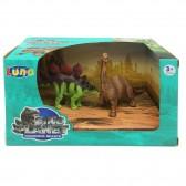 Jouet Dinosaure Luna - Lot de 2