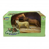 Toy Animals of the Jungle Luna - Lot of 3