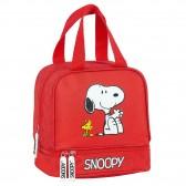 Sac goûter Snoopy 20 CM - sac déjeuner