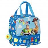 Tasche versuchen FC Barcelona Casual 20 CM blau und weinrot - Lunch bag