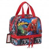 Sac goûter Spiderman Marvel 20 CM - Sac déjeuner