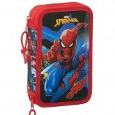Trousse garnie Spiderman Marvel 20 CM 2 cpt