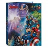 A4 Avengers Thanos 33 CM binder