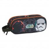 Trousse rectangle Star Wars Dark Vador - 2 cpt