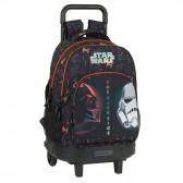 Sac à dos à roulettes Star Wars Dark Vador 45 CM Trolley Haut de Gamme