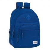 Backpack Blackfit Navy Blue 42 CM ergonomic - 2 Cpt